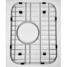 See Details - GR4019S Small Solid Stainless Steel Kitchen Sink Grid