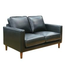 Product Image - Prelude Loveseat in Black