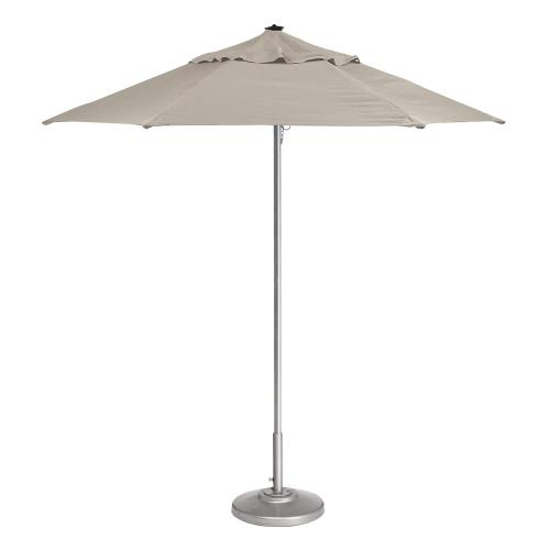 Vacanza Umbrella 7-1/2' Octagon Manual Lift