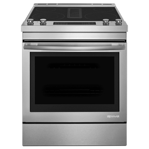 "JennAir  Euro-Style 30"" Electric Downdraft Range"
