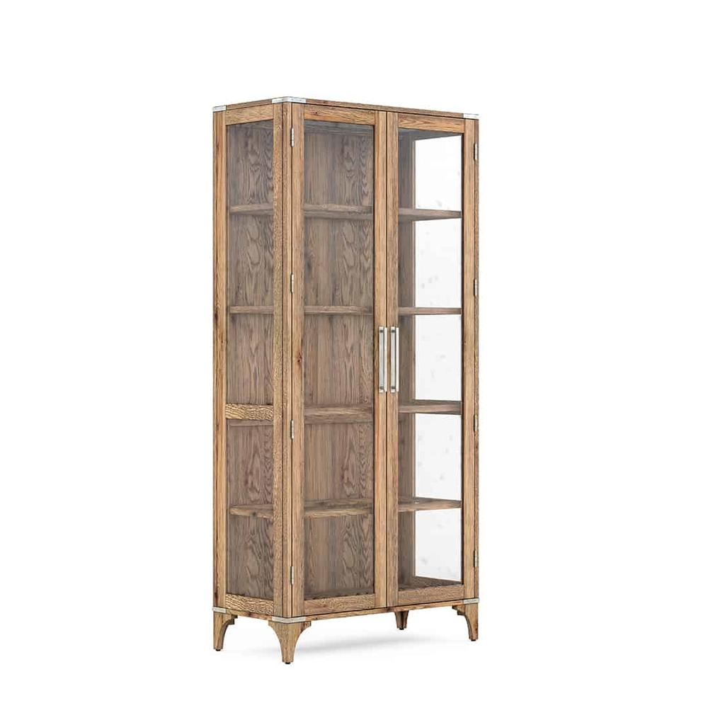 See Details - Passage Display Cabinet