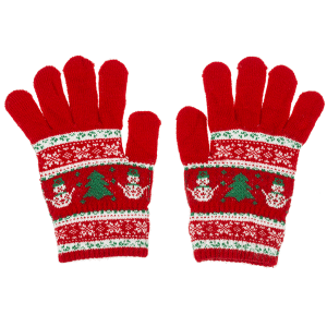'Tis the Season to Wear Mittens! Ornaments (1 pair)