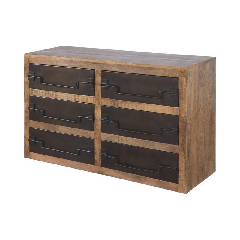 Romulous 6-drawer Chest
