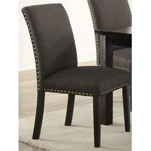 Maura, Triston Dining Chair, Ash-black