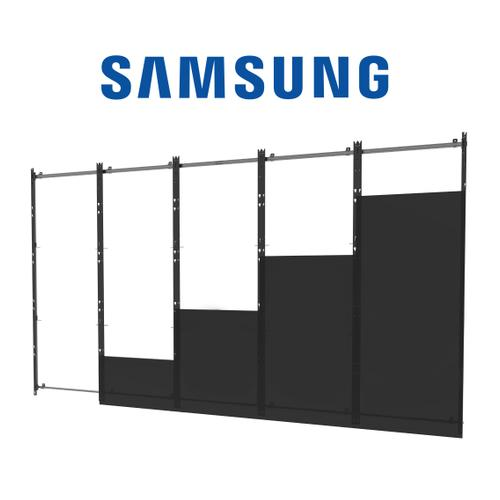SEAMLESS Kitted Series Flat dvLED Mounting System for Samsung IER & IFR Series Direct View LED Displays