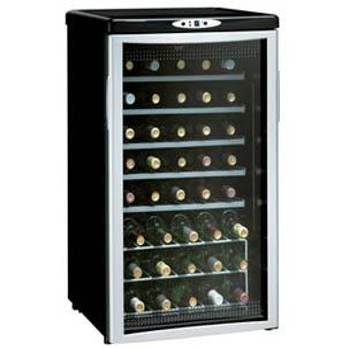 Danby - Danby Designer 40 Bottle Wine Cooler