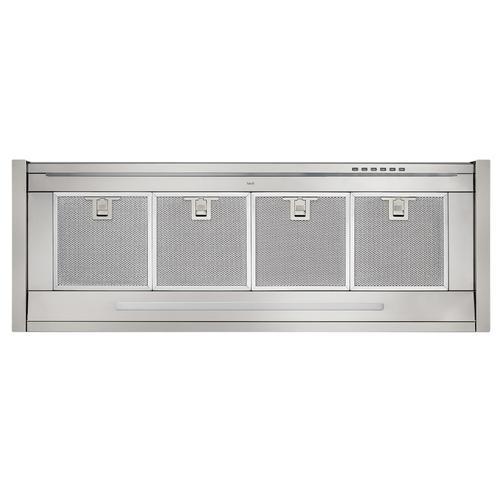 BEST Range Hoods - 36-Inch Brushed Stainless Steel Built In Chimney Hood, External Blower (CC45 Series)