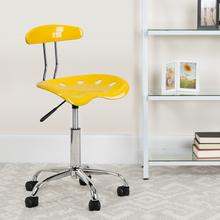 View Product - Swivel Task Chair  Adjustable Swivel Chair for Desk and Office with Tractor Seat