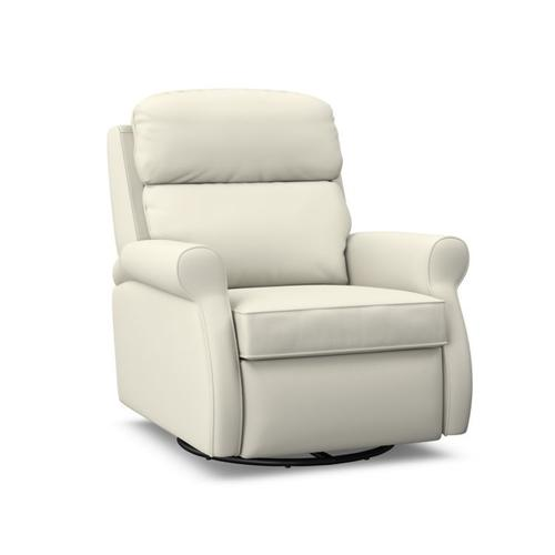 Leslie Power Reclining Swivel Chair CP767/PRSWV