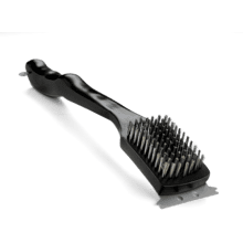 Grill Brush with Stainless Steel Bristles