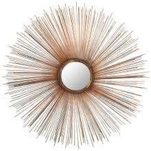 Sunburst Mirror - Burnt Copper W / Clear P / Coat