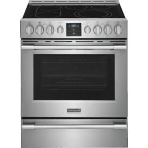 Frigidaire ProPROFESSIONAL 30'' Front Control Electric Range with Air Fry