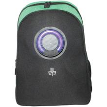 Backpack with Bluetooth® Speaker (Green)