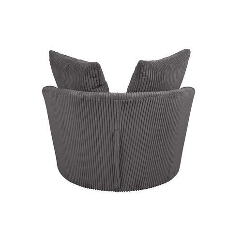 Porter International Designs - Big Chill Charcoal Swivel, AC3611