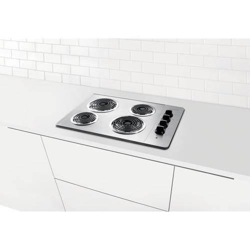 Frigidaire - Frigidaire 30'' Electric Cooktop