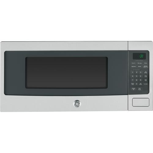 GE Profile 1.1 Cu. Ft. Microwave Stainless Steel PEM10SFC