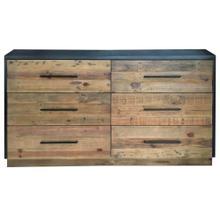 Urban 6-Drawer Double Dresser