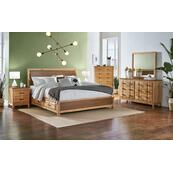 EK PANEL STORAGE BED
