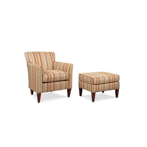 Rowe Furniture - One Price Design - Times Square Ottoman