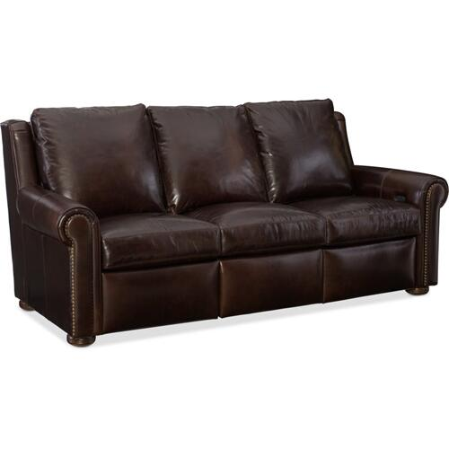 Bradington Young - Whitaker Leather Reclining Sofa