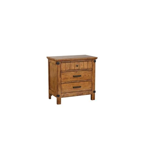 CLEARANCE - Brenner - Nightstand