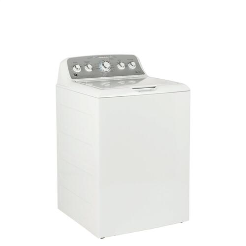GE Appliances - GE® 4.6 cu. ft. Capacity Washer with Stainless Steel Basket