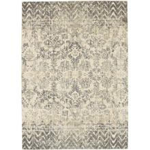 Touchstone Le Jardin Willow Gray 2'x3'