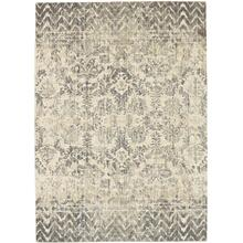 "Touchstone Le Jardin Willow Gray 18""x18"" Sample"