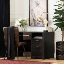 Gascony - Desk, Rubbed Black