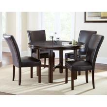 Hartford 52 inch Table 5 Piece Set (Table & 4 Side Chairs)