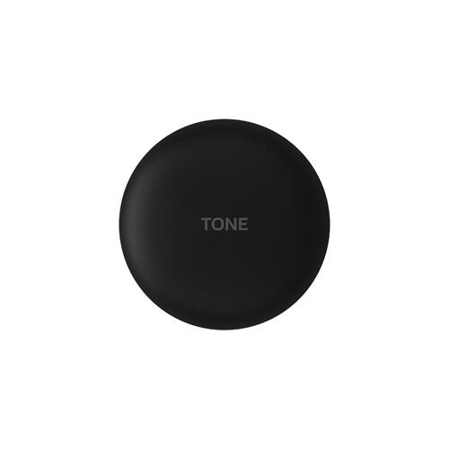 LG TONE Free HBS-FN5W Bluetooth® Wireless Stereo Earbuds with Wireless Charging and Meridian Audio (Black)