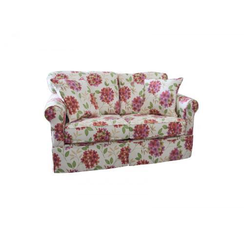 Capris Furniture - LOVESEAT