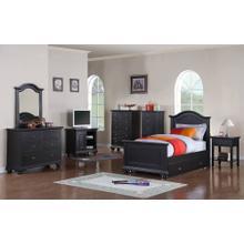 See Details - Brook Black Youth Bedroom
