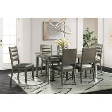 14.5 Dining Set - Table and 6 Chairs