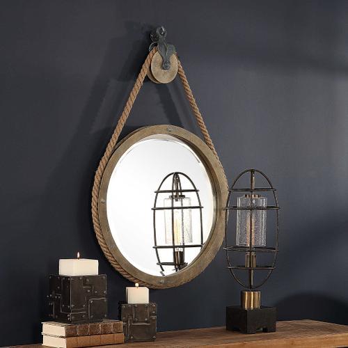 Melton Round Mirror