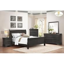4 Piece Queen Bed Set