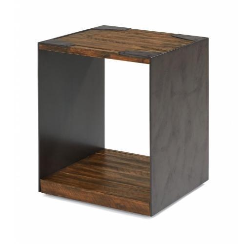 Flexsteel Home - Flat Iron Chairside Table