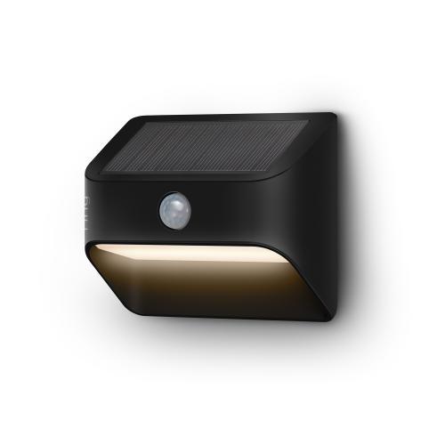 Smart Lighting Solar Steplight - White