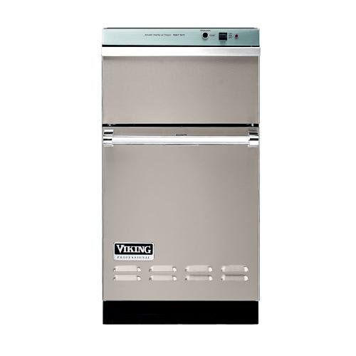 """Viking - Oyster Gray 18"""" Wide Trash Compactor - VUC"""