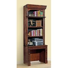 Leonardo 2 piece Library Desk