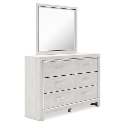Altyra Dresser and Mirror
