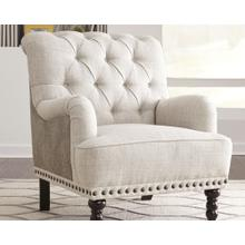 Tartonelle Accent Chair Ivory/Taupe