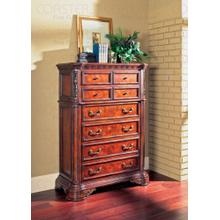 """See Details - CHEST, CHERRY, 41""""Wx22""""Dx59""""H"""