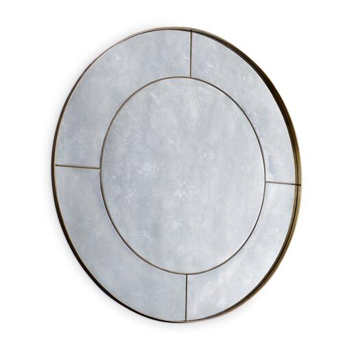 Traverse Round Mirror - Large