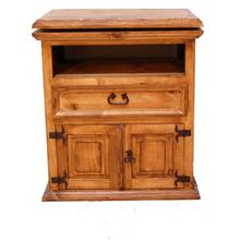 """See Details - 30"""" Swivel Top TV Stand"""