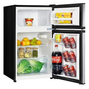 Avanti3.1 CF Two Door Counterhigh Refrigerator - Stainless Steel