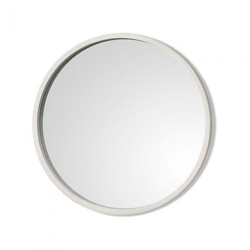 Como Mirror - White Linen