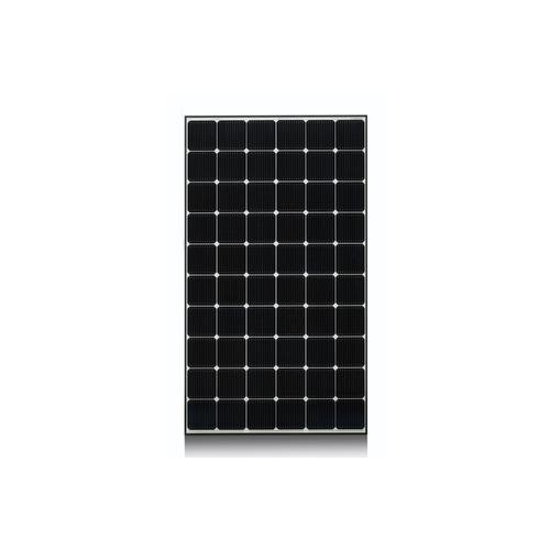 LG - 375W High Efficiency LG NeON® 2 Solar Panel for Home with 60 Cells (6 x 10), Module Efficiency: 20.7%, Connector Type: MC4