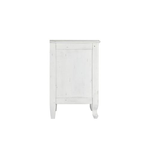 Emerald Home B312-04 Bordeaux Nightstand, Antique White