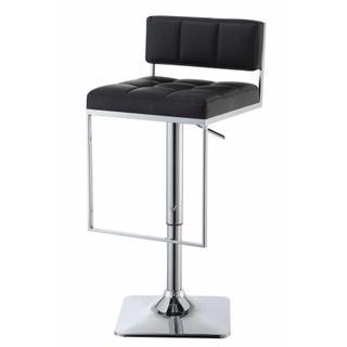 Product Image - Talia Adjustable Bar Stool Black